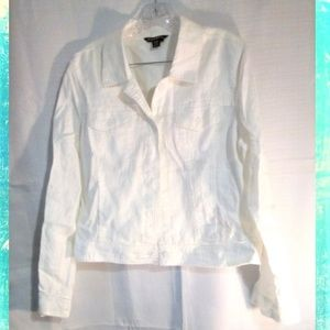 Tommy Bahama Jackets & Coats - Tommy Bohama Sz L 100% Linen Lite Weight Jacket